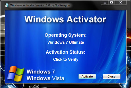 Windows 7 Ultimate Activator By Lord Tidus Download